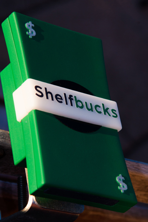 Photo courtesy of Shelfbucks