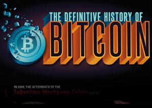 A history of Bitcoin